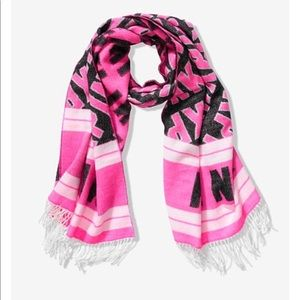BRAND NEW PINK SCARF!!